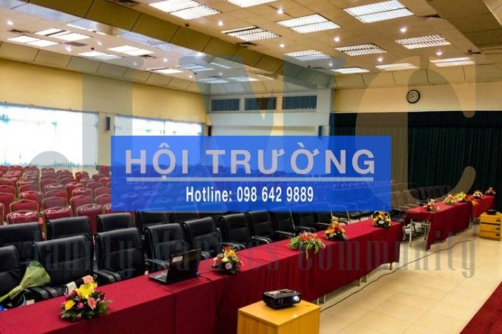 Cho thuê phòng học và văn phòng Hà Nội - 098.642.9889 Thue-phong-hoc-ha-noi-hoi-truong